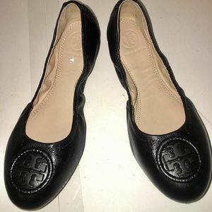 Flat Shoes Black Size 5 M #7